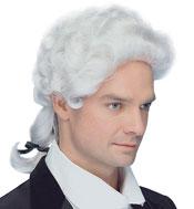 George Washington Wear A Wig 67