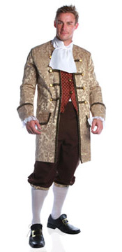 Deluxe Colonial Costume