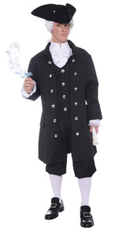 Adult Washington Costume