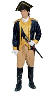 Patriot Soldier George Washington Costume