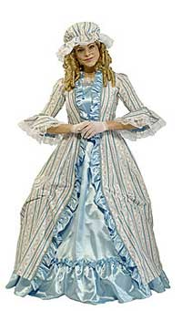 Mrs George Washington Costume for Women and Girls