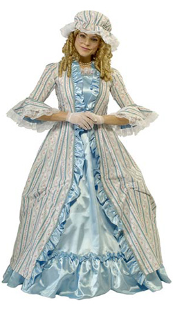 Premium Mrs Martha Washington Costume
