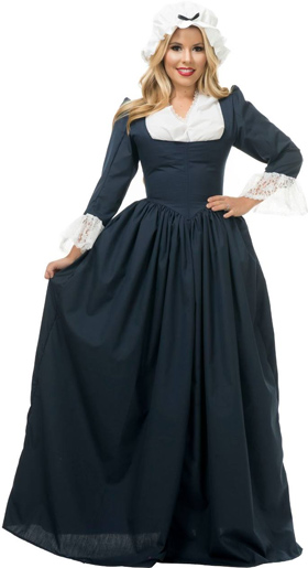 Martha Washington Dress