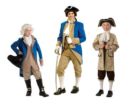 President Washington Costumes
