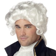 George Washington Economy Wig